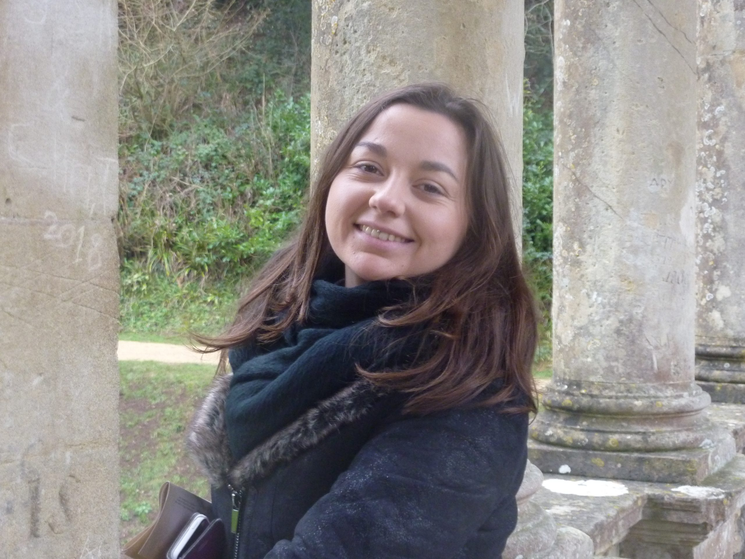 Giorgia, Jan 2019, Prior Park 1