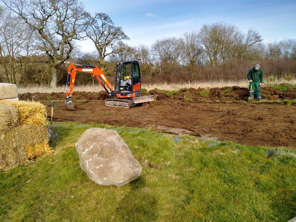 Environmental project at South Swindon