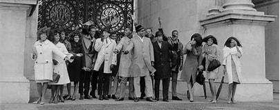 Motown black music artists